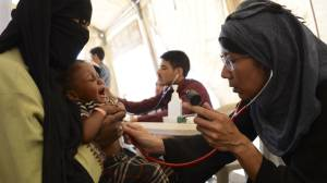 Canadian reflects on leading Doctors Without Borders