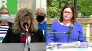 Shelly Glover, Heather Stefanson to be two candidates for PC party leadership (00:29)