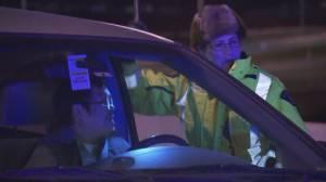 Province assures public, random stops not part of COVID-19 travel crackdown (01:45)