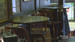 Restaurant and bars to begin shutting down in New Brunswick, Halifax