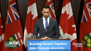 OSSTF union leaders to potentially take 'further job action' in coming weeks, says Lecce