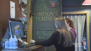 Coronavirus: Montreal co-working space shut down by police considers legal action (02:05)