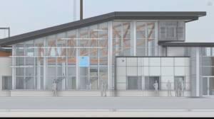 $1M new building for Taber Chamber of Commerce (01:46)