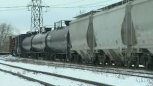Proposed rail line provides hope in Alberta's oilpatch