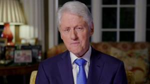 Democratic National Convention: Bill Clinton says it's up to U.S. to renew Trump's 'contract' or hire Biden to 'go to work' (04:49)