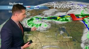 Sunny, but cooler: June 16 Saskatchewan weather outlook (02:38)