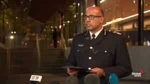 British authorities declare London Bridge stabbing a 'terrorist incident' (01:06)