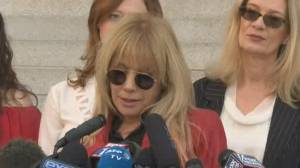 Weinstein accuser Rosanna Arquette says guilty verdict is 'historic shift'