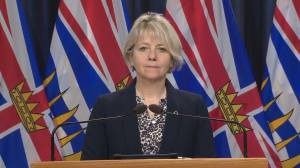 B.C. has no plans to extend winter break in schools (01:14)