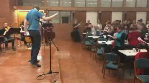 Sip and sing along with the Winnipeg Beer Choir