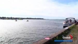 Search resumes for man presumed drowned at Sylvan Lake