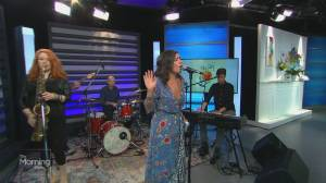 Jazz group Bywater Call performs 'Walk on By'