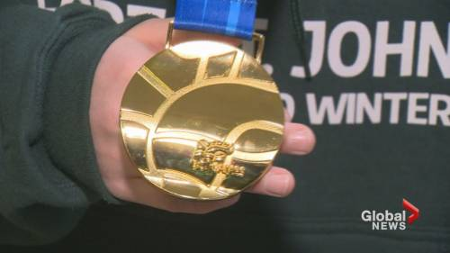 Developing future Olympians at BC Winter Games | Watch News Videos Online