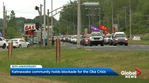 Kahnawake remembers Oka Crisis on 30th anniversary