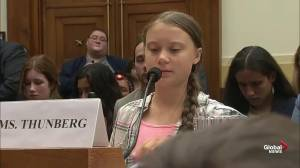 'I want you to listen to the scientists': Teen activist Greta Thunberg on climate change