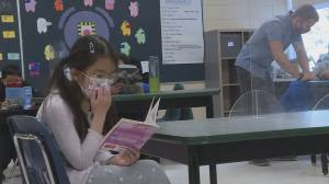 B.C. mandates masks for all children in schools from kindergarten to Grade 12 (02:58)