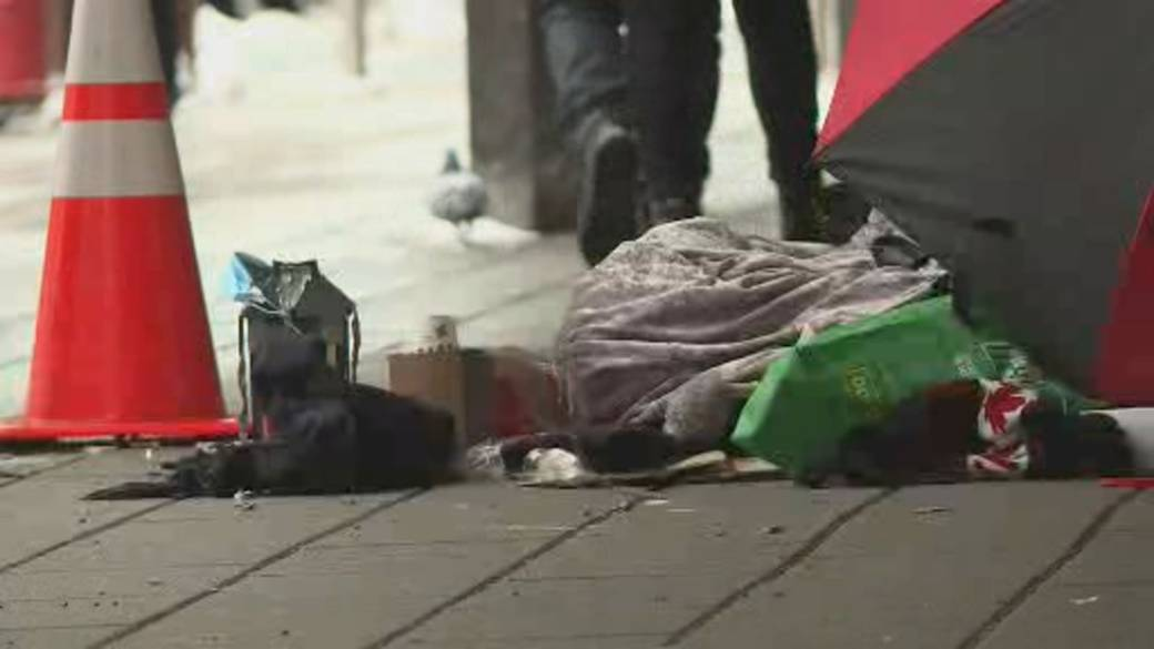 COVID-19 infection rate climbs among Montreal's homeless'