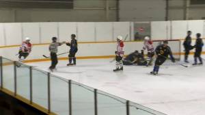 HIGHLIGHTS: MMJHL Stonewall vs St. Boniface – Nov. 4