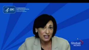 COVID-19: CDC director warns she feels 'impending doom,' asks Americans to 'hold on a little longer' (06:10)