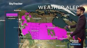 Edmonton weather forecast: Tuesday, February 9, 2021 (03:14)