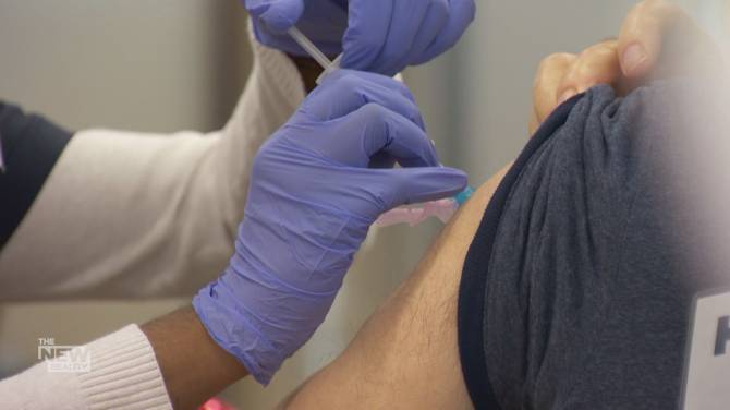 Click to play video: Undocumented workers face barriers to COVID-19 vaccine