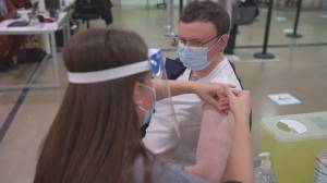 Optimistic news from B.C. health officials as Phase 2 vaccine rollout plans announced (02:28)
