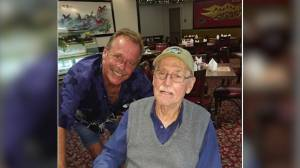 Love of Brier and Curling passed down from father to son