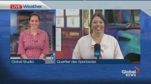 Play video: Global News Morning weather forecast: May 14, 2021