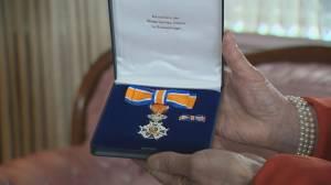 Richmond woman receives rare award from Dutch king (02:04)