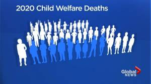 Saskatchewan tops 2019 child welfare deaths, highest in recent history (01:25)