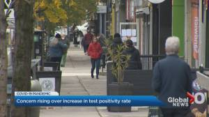 Toronto issues dire warning as COVID-19 positivity rate jumps (02:48)