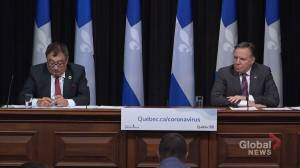 Quebec Government walking fine line on deconfinement plans in Montreal