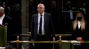 Senior public servant receives first formal House of Commons reprimand for non-MP since 1913 (02:55)