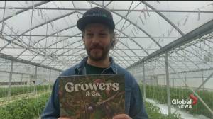 Buying local and home gardening (04:29)
