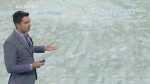 Kelowna Weather Forecast: August 10 (03:48)