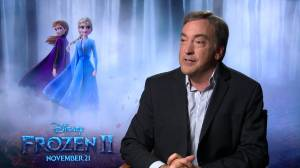 'Frozen 2' producer Peter Del Vecho says it's a 'much more epic journey'