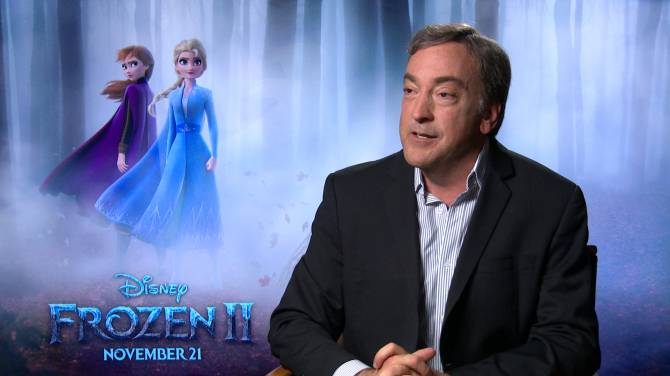 'Frozen 2' producer Peter Del Vecho says sequel is a 'much more epic journey'