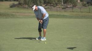 Golfer in Alberta hits 2 hole-in-ones in same round (02:00)