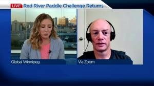 Red River Paddle Challenge returns (04:29)