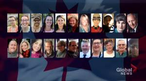 Former murder investigator retained by firm representing N.S. shooting victim's families (01:37)