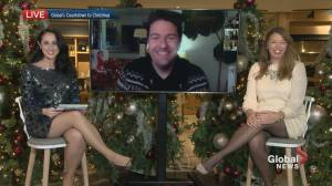 A lively holiday chat with some Global News Morning familiar faces (02:31)