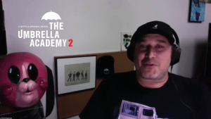 The Umbrella Academy's Ellen Page and showrunner Steve Blackman talk season 2