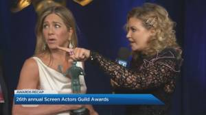 Recapping the 26th Annual Screen Actors Guild Awards