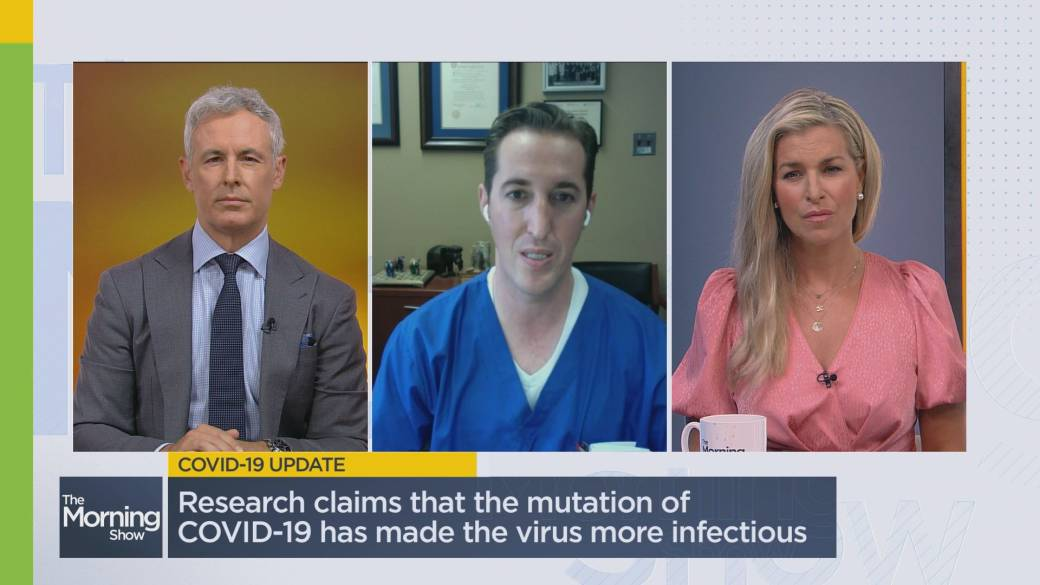 Click to play video 'How are people getting COVID-19 in the second wave? One doctor weighs in'