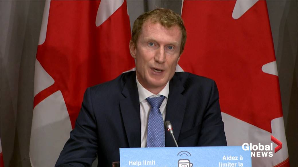 Click to play video 'Minister Miller announces $82.5M for Indigenous mental health support during coronavirus pandemic'