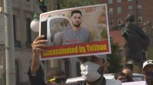 Concerns grow for Afghans as Taliban threat intensifies (02:10)