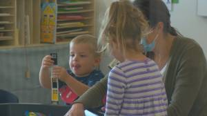Lethbridge YMCA steps up to offer class space to help relieve overcrowding in classrooms (01:58)