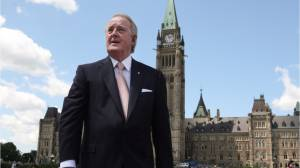 Former Canadian PM Brian Mulroney recovering after emergency surgery (00:59)
