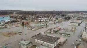 Mandatory evacuation order remains in flooded Fort McMurray