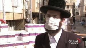 Coronavirus outbreak: Israeli police step up COVID-19 enforcement among ultra-Orthodox Jews